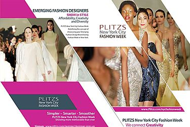 New York  celebra  el PLITZS Fashion  Week  NY  2018