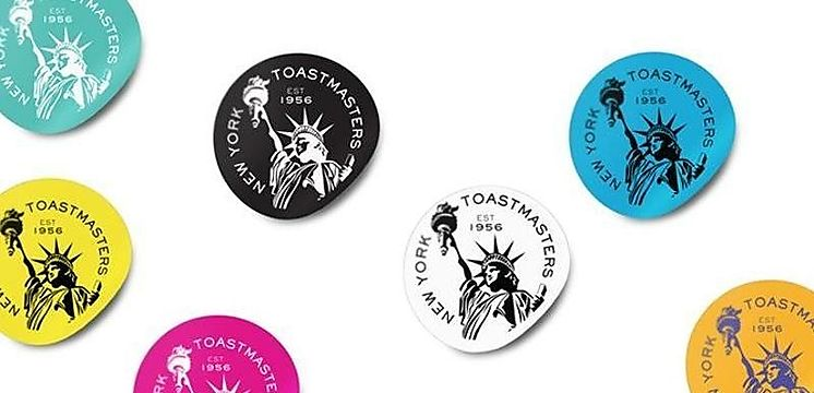 Nueva York Toastmasters Meeting